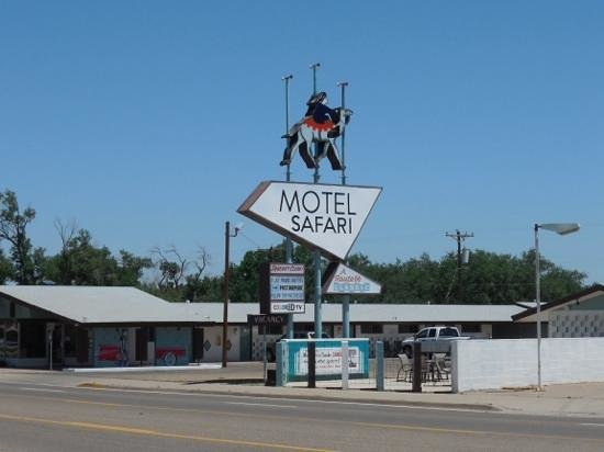Motel Safari: great place