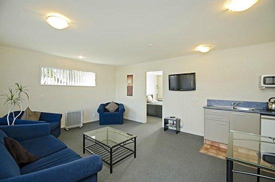 Gateway Motor Inn: Executive Suite - Lounge