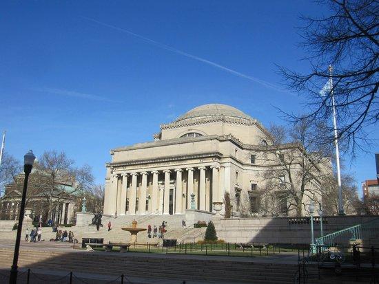 Columbia University: Biblioteca