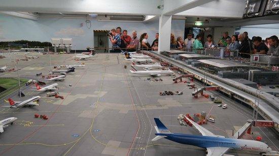 Miniatur Wunderland: O Aeroporto