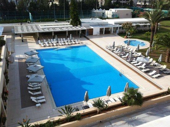 Hilton Cyprus : Bedroom view