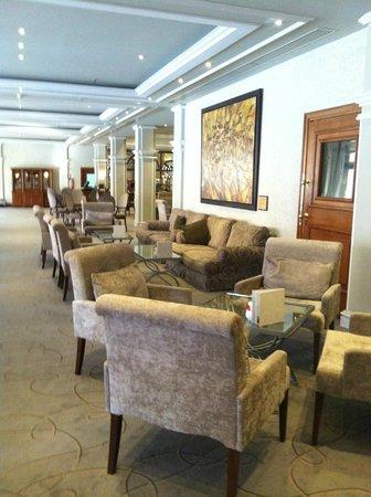 Hilton Cyprus : Main hall