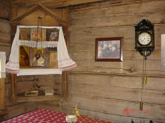 Museum Of Wooden Architecture & Peasant Life: Wooden architecture museum in Suzdal
