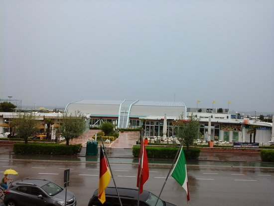 Hotel Touring: Vista mare