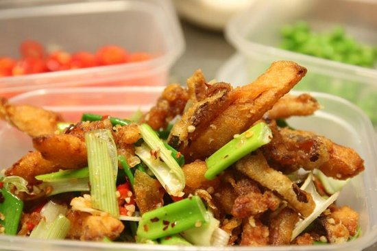 Grilled Chicken Peking Style - Picture of Wok U Like Chinese Takeaway ...