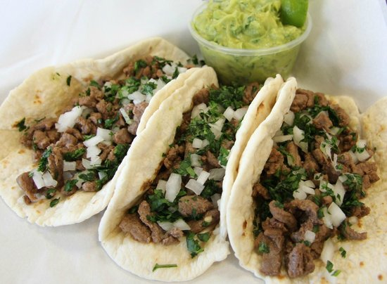 Carne Asada Tacos - Mexico City Style - Picture of Hello Taco, The ...