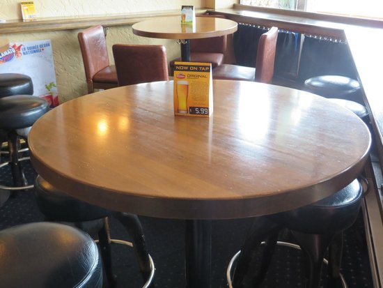 Jimmy Flynns Celtic Snug Bar Side Tables