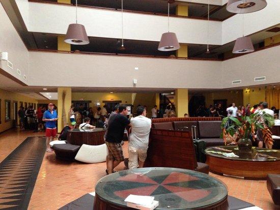 Vila Galé Fortaleza: Espera para check out