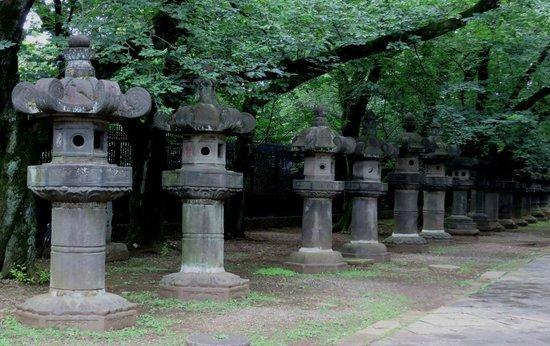 Ueno Park - Toshogu Shrine 1