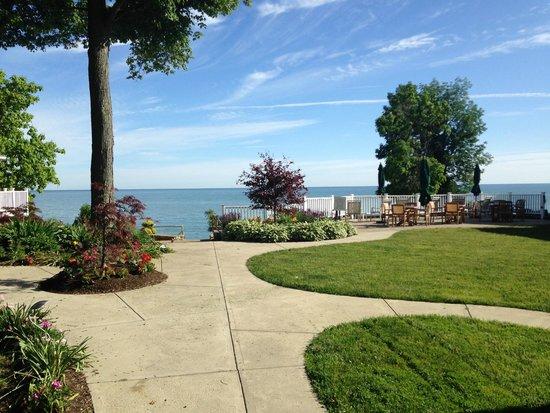 The Lakehouse Inn: View