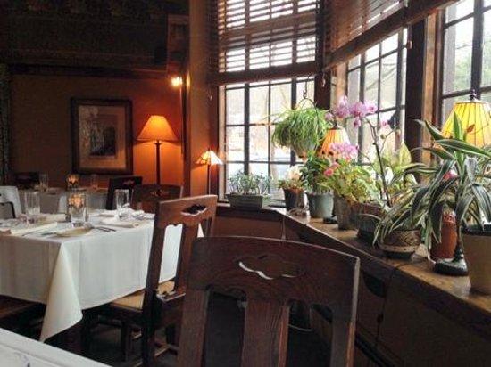 The Settlers Inn: Lovely Atmosphere