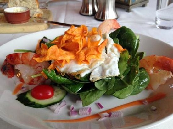 The Settlers Inn: Excellent Food