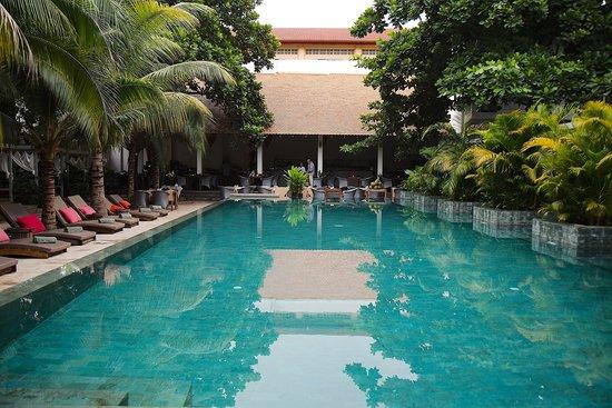 The Plantation Urban Resort and Spa: Pool