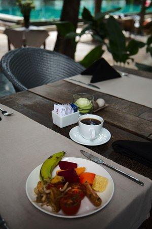 The Plantation Urban Resort and Spa: Breakfast