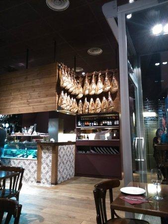 Restaurante Xaloc : locale