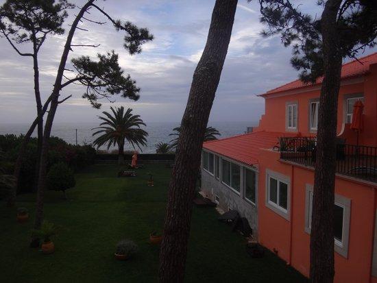 Senhora da Guia Cascais Boutique Hotel : View from our balcony