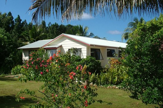 Atiu Homestay : Bed & Breakfast - Homestay, Atiu Island