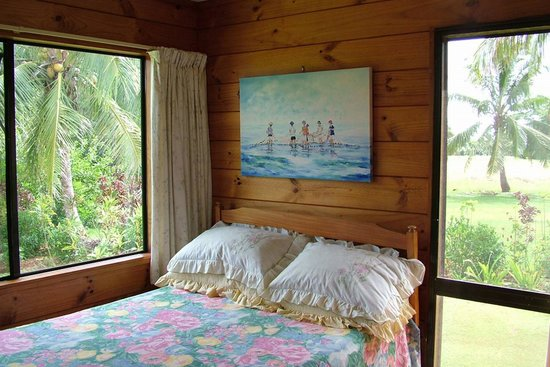 Atiu Homestay : Double Size Bed