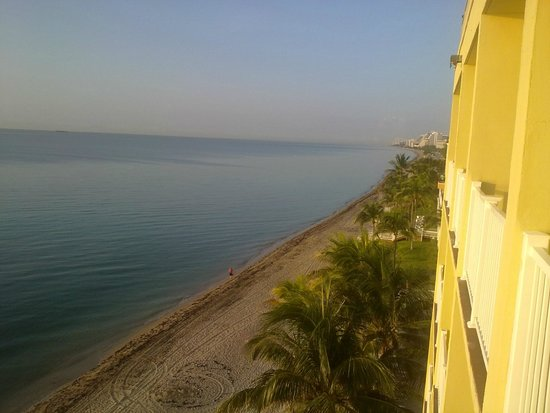 Sun Tower Hotel & Suites: view from room