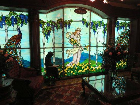 Prince of Wales: Main lobby