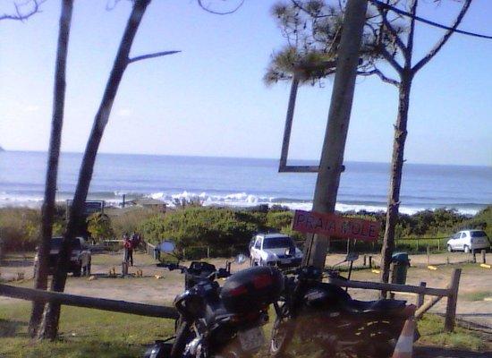 Praia Mole\ Estacione e aproveite