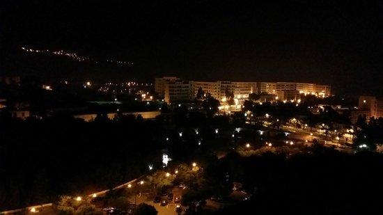 El Aurassi Hotel: Panorama sulla collina