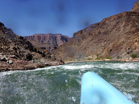 Hualapai River Runners: Whitewater!