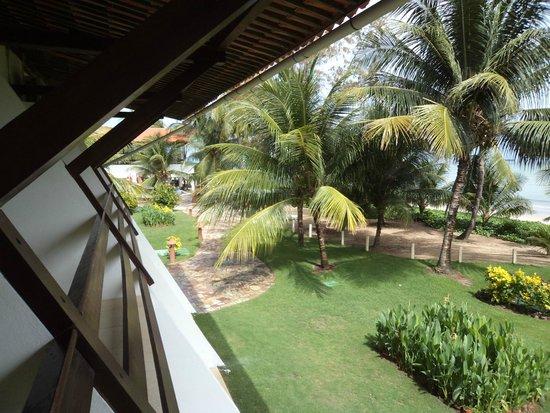 Serrambi Resort: VISTA DA SUÍTE