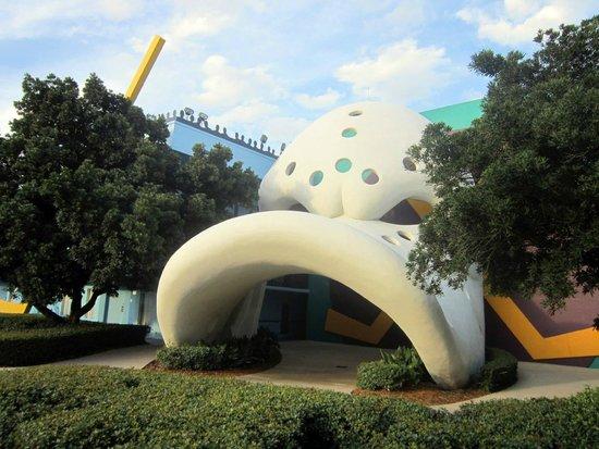Disney's All-Star Movies Resort: Área dos Might Ducks