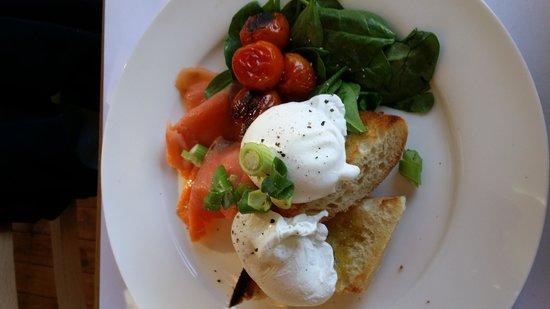 Edgelinks Country House: lovely breakfast