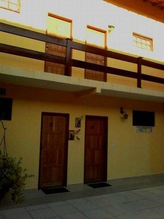 Pousada Recanto do Jabaquara: Apartamentos de bons tamanhos