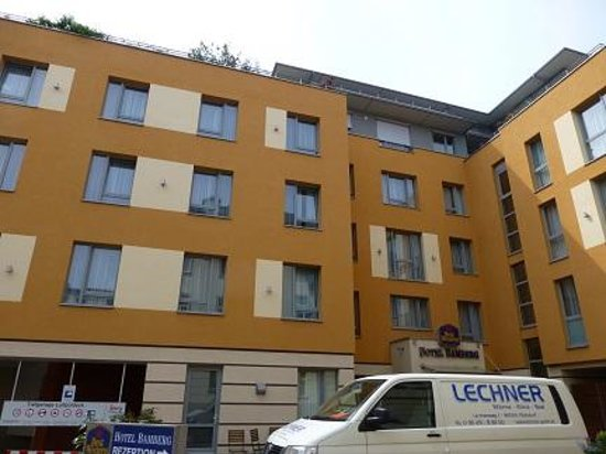 BEST WESTERN Hotel Bamberg: 外観