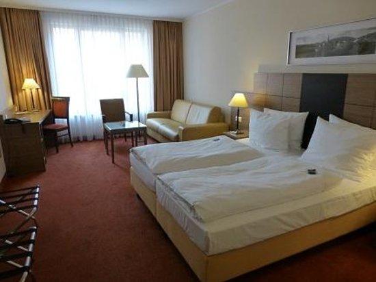 Best Western Hotel Bamberg: 231号室内