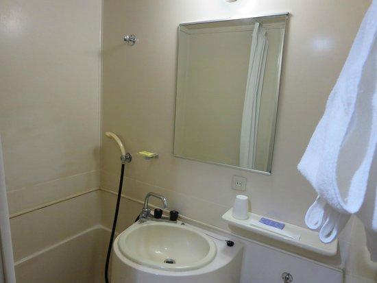 Hakata Business Hotel: 浴室