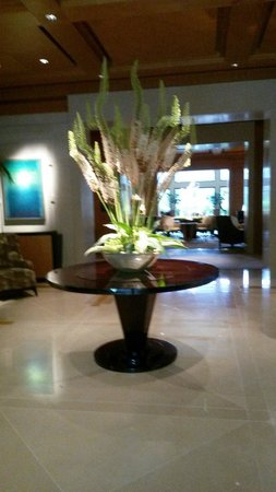 The Umstead Hotel and Spa: Lobby
