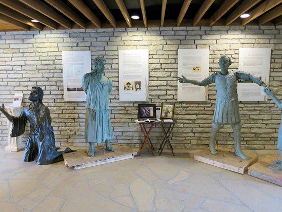 Holy Family Shrine Visitors Center