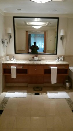 The Umstead Hotel and Spa: Bathroom