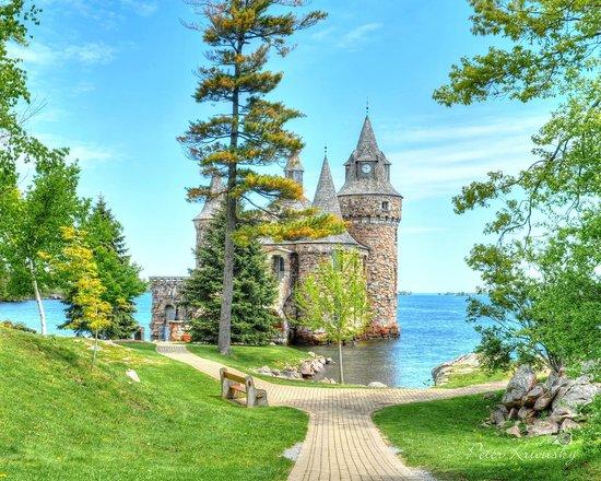 Boldt Castle and Yacht House : Boldt castle
