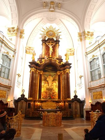 Church of St. Michael: Inside the Church