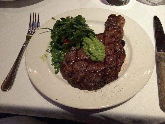 Brannan's Grill : Brannan's Steak