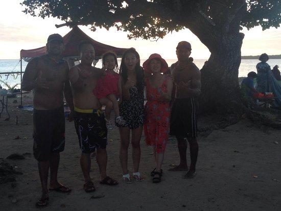 """Fiji Surf School: """"Best day in Fiji"""""""