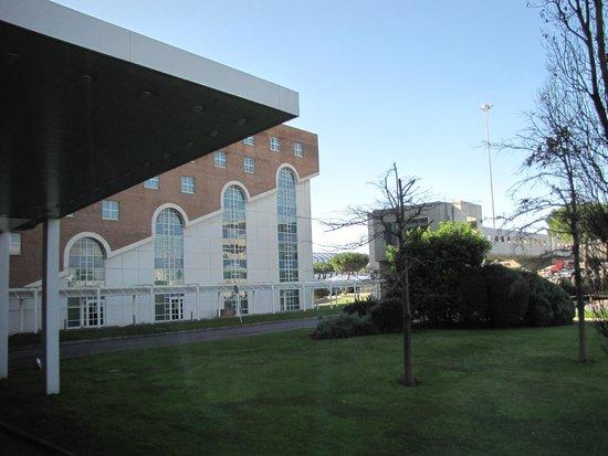 Fachada Hilton Rome Airport Hotel