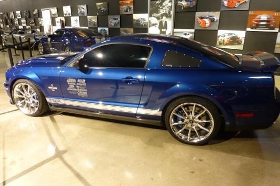 Shelby American, Inc.: GT500KR