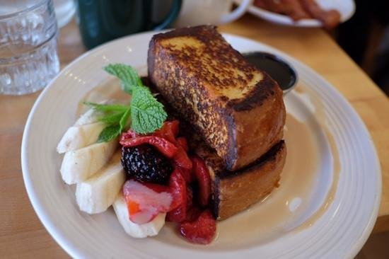 Mymy: French toast