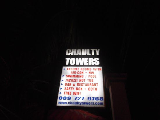 Chaulty Towers