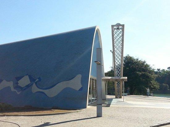 Igreja Sao Francisco De Assis: Mais uma linda obra de Niemeyer