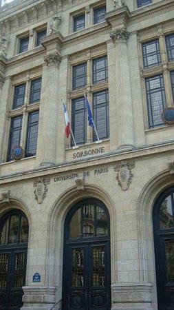La Sorbonne: Impressiona e emociona!