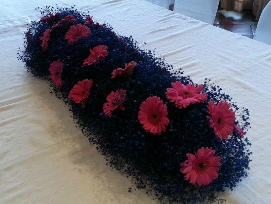 Hotel Vista Real Guatemala: Arreglo floral personalizado