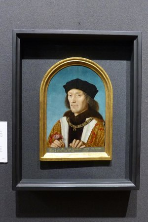 Henry VII at National Portrait Gallery
