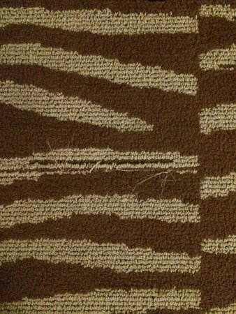 Hilton San Diego Resort & Spa: One of several tears in carpet
